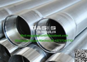 China Supplier Tp316 Stainless Steel Casing Pipe Used Oil