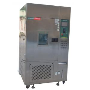 China Fabric / Plastic / Chemicals Xenon Test Chamber , ISO 11341 Accelerated Weathering Tester on sale