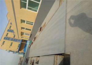 China 100 Ton Truck Weighbridge Anti Corrosion Internal Cavity 3m - 3.5m Width on sale