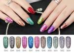 Resin Material DIY UV Diamond Gel Polish 12ml 15ml 151 Colors MSDS SGS