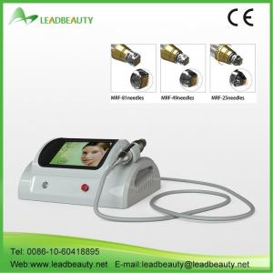 China Microneedle fractional RF Facial Machine on sale