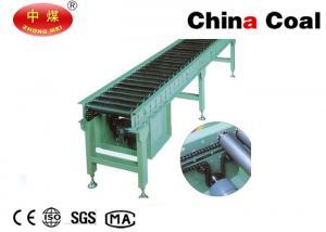 China Convoyeur de rouleau adapté aux besoins du client par fabrication de bande de conveyeur de rouleau d'équipement de logistique on sale