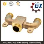 High Precision Bronze Casting for Stop Valve