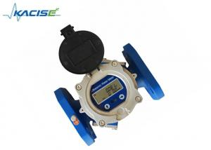 China RS485 Communication Digital Ultrasonic Water Meter For Urban Water Supply on sale