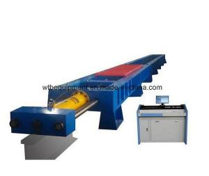 China 300KN 600KN 1000KN 2000KN horizontal tensile testing machine for steel plate, steel chain, belt, wire on sale