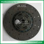 Auto truck Body parts SACHS clutch heavy plate clutch disc 1861303246
