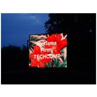 China P16 / P20 Outdoor Electronic Billboards AD LED Display Large LED Screens For Sports Halls on sale