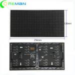 External Internal Smd LED Display Module , Black Led Hub75 LED Module Screen