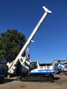China Refurbished used drilling rig  piling machine Soilmec SR40 for sale on sale