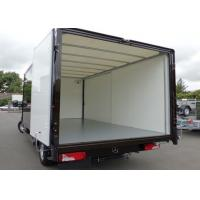 XPS Insulated Sandwich Panel Dry Freight Truck Bodies with Aluminum / GRE profiles