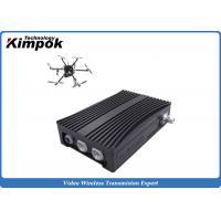 Portable Bi-directional Ethernet Radio Self-managing Network IP Mesh for UAV / Helicopter