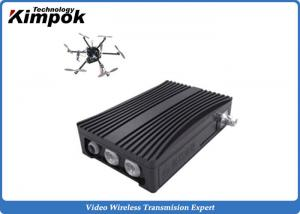 China Portable COFDM Transceiver Self-managing Network IP Mesh for UAV / Helicopter on sale