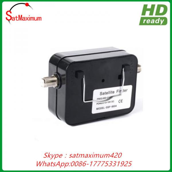 Digital TV satellite Finder Signal Sat Meter Dish HDTV HD 13