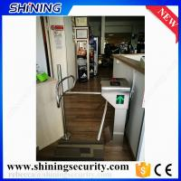 China rfid card reader tripod turnstile for Italy on sale