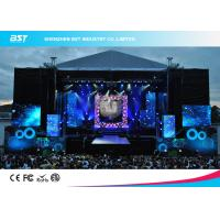Waterproof P6.25 SMD 3535 Rental LED Display , Outdoor Advertising LED Display Signs