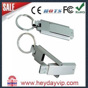 China OEM Promotional Metal USB Flash Drive 1GB on sale
