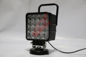 China o trabalho conduzido 48W de Dado-CAS 2880lm ilumina-se para a luz resistente do trabalho dos caminhões on sale