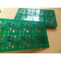 High Tg FR-4 PCB Built On 18 Layer With Peelable Solder masks