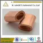 DIN3093 Oval copper sleeves