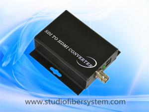 China 1080P mini type broadcast 3G/HD/SD SDI to HDMI converter for HDTV System on sale