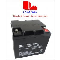 12Volt 38AH 10hr toy cars rechargeable UPS battery supplier