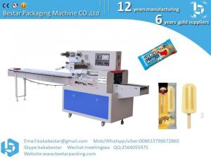 China Natural fruit hand-made Popsicle cheese packing machine blueberry packing machine on sale