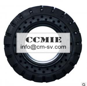 China Professional XCMG Wheel Loader Spare Parts 23.5-25 Tyre 860102535 for LW500FN on sale