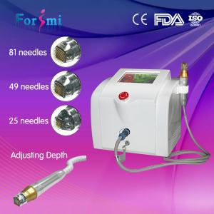 China superficial fractional rf skin care  machine on sale