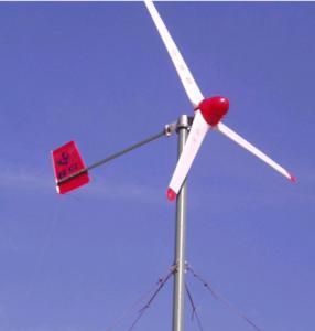 China 20kw wind turbine generator system pmg on sale