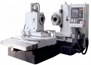 China Horizontal Universal Roll Gear Testing Machine, Auxiliary Machine For Bevel Gear Cutting Machines on sale