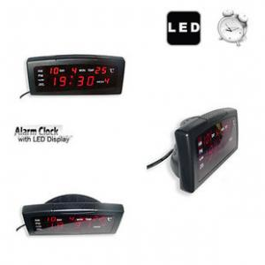 China Digital LED Alarm Clock on sale