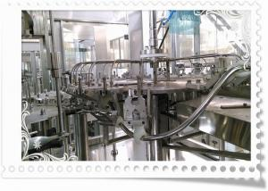 China 6.57kw Carbonated Beverage Filling Machine , Carbonated Soft Drink Filling Machine on sale