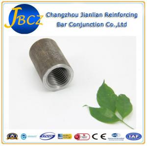 Quality Handy Operation Over 620MPa Threaded Rebar Coupler Masonry Building Materials for sale