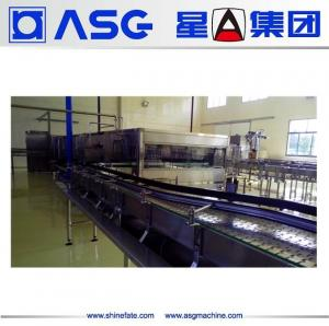 China WP Integrated Automatic Cooling Tunnel For Hot Filling Production Line on sale