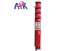 China Deep Well Submersible Inline Hot Water Pump , Electric Hot Water Pump 2.2kw-410kw on sale