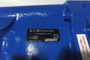 China Quiet Eaton Vickers Piston Pumps PVQ10 PVQ13 Series For Industrial Applications on sale