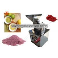Industrial universal dry food vegetable fruit coffee soya cocoa bean grinding machine