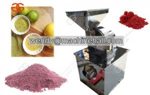 China Industrial universal dry food vegetable fruit coffee soya cocoa bean grinding machine on sale