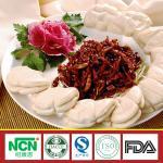 gâteau de feuille de lotus cuit à la vapeur par entreprise alimentaire