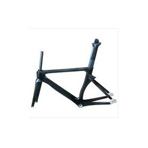 Quality OEM Carbon Track Bike Frame Set 1550dg Full Inner Cable Routing HT-FM126 for sale