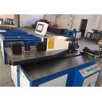 Hydraulic Busbar Punching Machine , CNC Copper Busbar Bending Machine