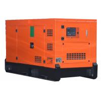 ISUZU engine Super Silent Diesel Generator Set With Compact Design ISO CE