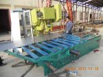 H Type Perforated Metal Mesh Fence Making Machine/blue color High Speed Hole Pounching Mesh Machine