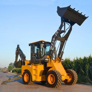 China China High Quality Backhoe Loader jcb backhoe loader for sale on sale