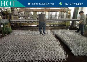 China 8x10 Hot Dipped Galvanized Gabion box / Stone Gabion Basket / Gabion Wire Mesh on sale