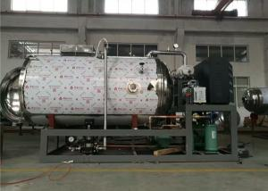 China Fruits Vegetables 10m2 Vacuum Freeze Drying Machine on sale
