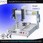 China High Resolution Desktop Auto Glue Dispenser PTP & CP Control Method wholesale
