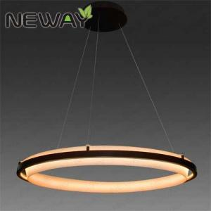 China one ring modern acrylic led pendant light for home decoration Chandelier Pendant Lamps on sale