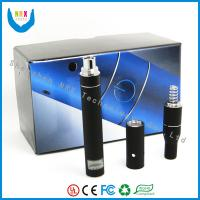 650mah Ago G5 Wax E Cigarette With 1500 Puffs Dry Herb Vaporizer