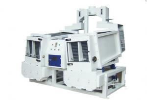 China MGCZ60X20 Paddy Separator Machine 3KW 5 - 7TPH For Rice Mill on sale